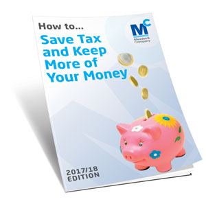 How to save tax and keep more of your money 2017-2018 edition